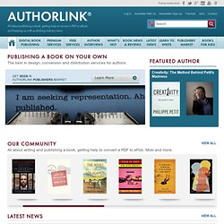 Writing and Publishing News, Marketing, E-Books—Authorlink.com