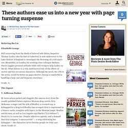 These authors ease us into a new year with page turning suspense