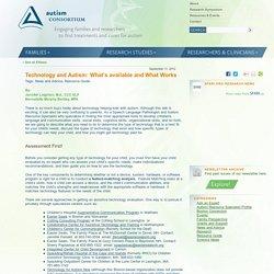 Autism Consortium