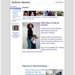 Autism Games
