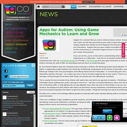 Apps for Autism: Using Game Mechanics to Learn and Grow - Gamification Co