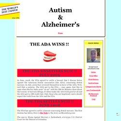 Autism & Mercury