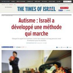 Autisme : Israël a développé une méthode qui marche