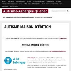 AUTISME-MAISON-D'ÉDITION