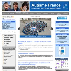 Autisme France