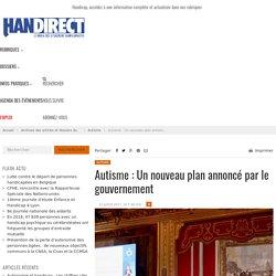 Autisme le gouvernement Macron lance le 4eme plan