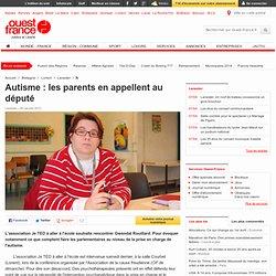 Autisme : les parents en appellent au député , Lanester 30/01/2013