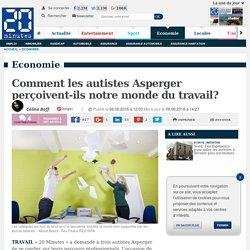 Comment les autistes Asperger perçoivent-ils notre monde du travail?