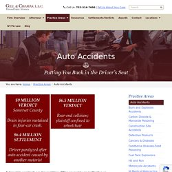 Best Accident Attorney In NJ - Gill & Chamas