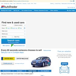 Auto Trader UK - Used cars for sale