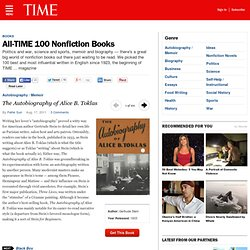 All-TIME 100 Nonfiction Booka
