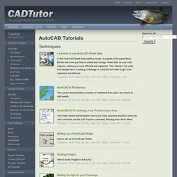 AUTOCAD | Pearltrees