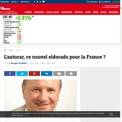 L'autocar, ce nouvel eldorado pour la France ?