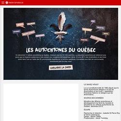 Les Autochtones du Québec │ ICI Radio-Canada