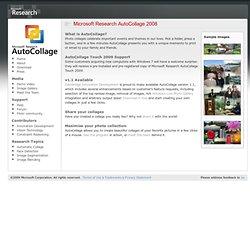 AutoCollage 2008