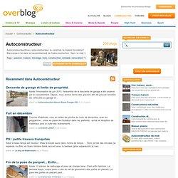 Autoconstructeur sur OverBlog