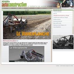 ADABio Autoconstruction - La coopérative des savoirs paysans