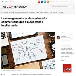 Le management «evidence-based» comme technique d'autodéfense intellectuelle