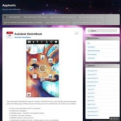 Autodesk SketchBook | Apptastic