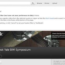 Autodesk Yale BIM Symposium