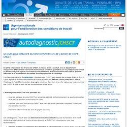 Accès Plate Forme Autodiagnostic CHSCT