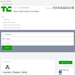 Inventor / Creator / Artist at Autodidactic I