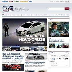 Auto Esporte - Carros, Motos, Motores e Velocidade