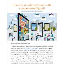 Corso di autoformazione sulle competenze digitali