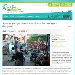 A Toulouse, squat et autogestion comme alternative aux foyers d'urgence