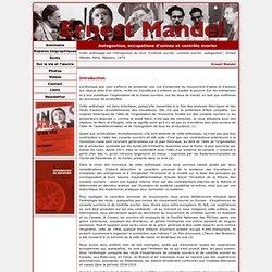 Ernest Mandel - Autogestion, occupations d'usines et contrôle ouvrier