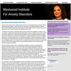 Autoimmune Neurological Disorders
