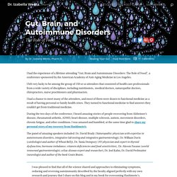 Gut, Brain, and Autoimmune Disorders The Role of Food