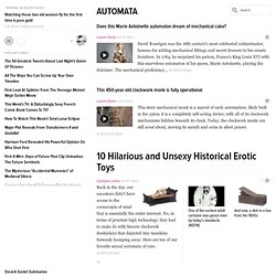 Automata News, Videos, Reviews and Gossip - io9