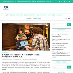 5 Automated Features Needed for Cannabis Compliance at the POS