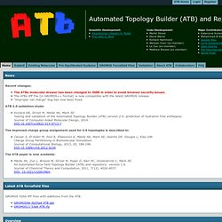 Automated Topology Builder and Repository