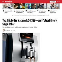 Jura Z8 Automatic Coffee Machine Review - Best Coffee Machines