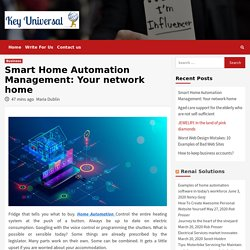 For Your Best smart home automation contact us on 1300676666