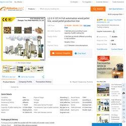 (j) 0.5-10t/h Full Automation Wood Pellet Line,Wood Pellet Production Line - Buy Pellet Line,Wood Pellet Production Line,Wood Pellet Line Product on Alibaba.com