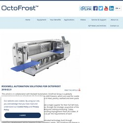 Rockwell Automation Solutions For OctoFrost