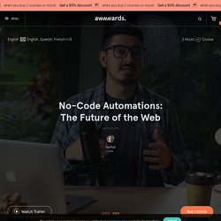No-Code Automations: The Future of the Web (Online Course)