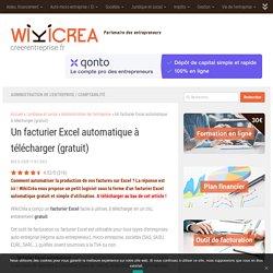 Un facturier Excel automatique à télécharger (gratuit)