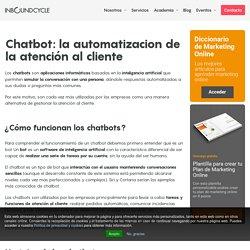 Chatbot: la automatización de la atención al cliente