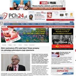 Zbiór zastrzeżony IPN nadal tajny? Nowe przepisy nie zakładają automatyzmu jego ujawnienia