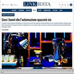 Ecco i lavori che l'automazione spazzerà via - Linkiesta.it