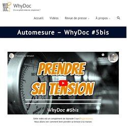 Automesure - WhyDoc #5bis - WhyDoc