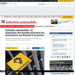 Dieselgate : Renault dans l'oeil de la justice