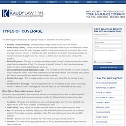 Denver Car & Auto Accident Lawyer in Denver, Colorado - The Kaudy Law Firm LLC