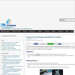 Nettoyage Vapeur Professionnel et Industriel