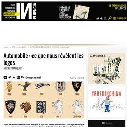 Automobile : ce que nous révèlent les logos