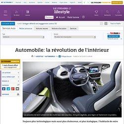 Automobile: la révolution de l'intérieur